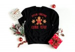 Bluza czarna - Official Christmas Cookie Tester
